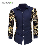 Men Luxury Slim Fit Stylish Casual Long Sleeve Dress Shirts Top Mens Dress Shirt Fashion Shirts for Men SN9