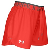 Under Armour Heatgear Play Up Short - Women's at Foot Locker