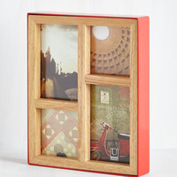 Dorm Decor Two Sides to Every Memory Photo Frame by ModCloth