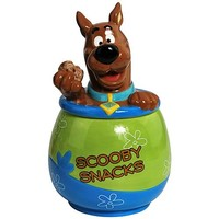 Scooby-Doo Scooby Snacks Cookie Jar - Westland Giftware - Scooby-Doo - Cookie Jars at Entertainment Earth