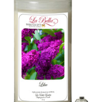 Lilac Scented Jewelry Candle