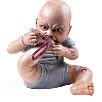 Snack Time Zombie Baby® Prop