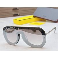 Fendi Popular Womens Mens Fashion Shades Eyeglasses Glasses Sunglasses 04