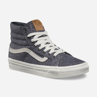 VANS Motif Floral SK8-Hi Slim Womens Shoes | Sneakers