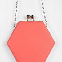 Cooperative Geo Macaroon Crossbody Clutch - Urban Outfitters