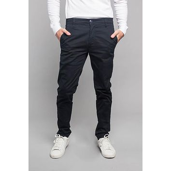 Men's Basic Chino Pants
