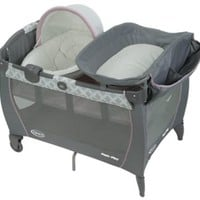 Pack 'n Play® Newborn Napper® LX Playard with Soothe Surround ™ Technology | gracobaby.com