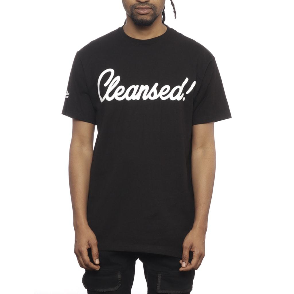 Image of Mike Rich Cleansed 2.0 T Shirt Youtube Exclusive Black