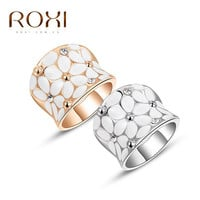 Roxi Trendy Crystal Tin Alloy For Lovers 2010422325a