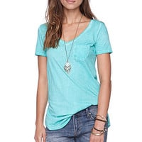 Nollie V-Neck Tunic Tee at PacSun.com