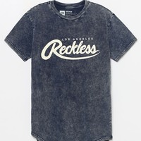 Young and Reckless Big Drip Washed T-Shirt at PacSun.com