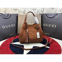 Gucci Women's Men Shoulder Bag Student Bag Lightwight Backpack Womens Mens Bag Travel Bags