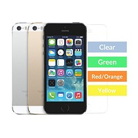 Dream Power Unbreakable Screen Protection for your iPhone SE, 5S, 5 (PMMA)