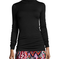 Long-Sleeve Turtleneck, Size: