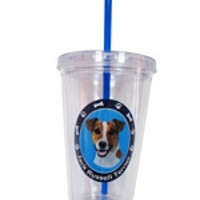 Jack Russell Terrier Insulated Tumbler
