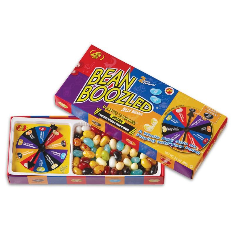 Image of Jelly Belly Bean Boozled Disgusting Flavors