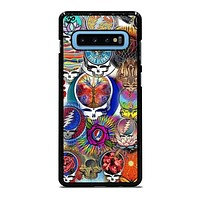 THE GRATEFUL DEAD LOGO Samsung Galaxy S10 Plus Case