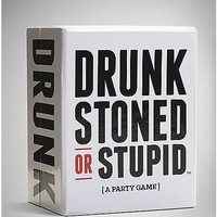 Drunk Stoned or Stupid Game - Spencer's