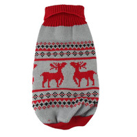 Pet Dog Clothes Winter chihuahua puppy cat for Small Dogs Clothing Christmas Sweater warm dogs pets clothing ropa para perros