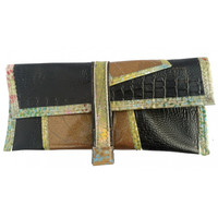 Circle & Square | Elegant Over Sized Clutch
