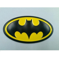 2015 brand new Cool Car Auto Motor Personalized Dark Knight Batman  Metal Alloy Logo Sticker Car Emblem Badge