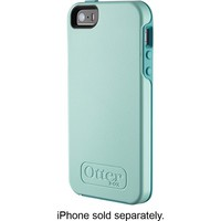 OtterBox - Symmetry Case for Apple® iPhone® 5 and 5s - Aqua Sky