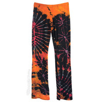 Lycra Stretch Yoga Tie Dye Pants on Sale for $29.95 at The Hippie Shop