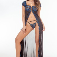 Sexy Princess Lingerie Gown