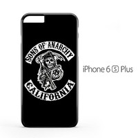 Sons Of Anarchy California iPhone 6s Plus Case