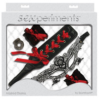 Sportsheets Sexperiments Masked Desires Kit