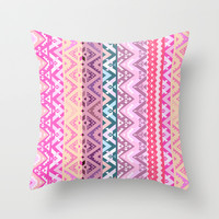 Paradise #2 Throw Pillow by Ornaart | Society6