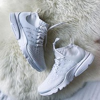 Nike Presto Ultra Flyknit Fashion Casual high Tops Running Sport Sneakers Shoes