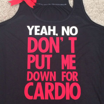 Pitch Perfect - Black and Red - Womens Fitness Clothing - Workout shirt - Fitness Shirt - Gym Apparel - Motivational Shirt - Ruffles with Love