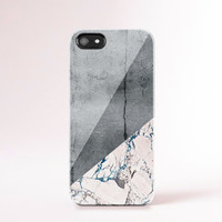 Grey Marble iPhone Case Print Marble iPhone Case Geometric Cases Samsung S5 Case iPhone Case Modern iPhone Case Pastel Neutral Colors