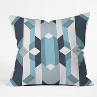 Kei Terrace Throw Pillow