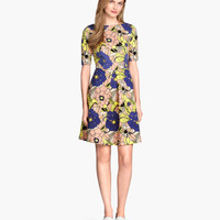 H&M Patterned Dress $39.95