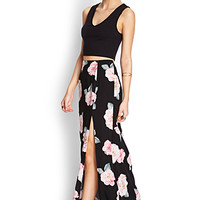 Blooming Maxi Skirt