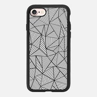 Abstraction Lines #2 iPhone 7 Case by Project M | Casetify