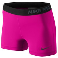 "Nike Pro 3"" Compression Short - Women's"