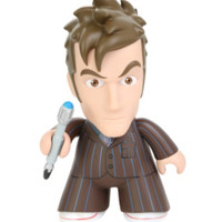 Doctor Who 10th Doctor Vinyl Figure