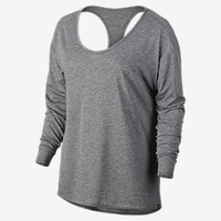 The Hurley Dry Staple Racer Women's Long Sleeve Top.