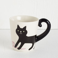Cats Yarn-ing for Your Love Mug by ModCloth
