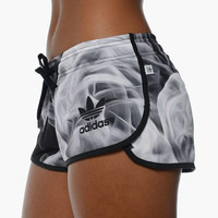 Adidas Originals Smoke Series Sport Running Shorts Beach Shorts