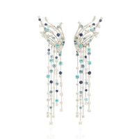 Oceanum Drop Earrings | Moda Operandi