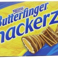 Nestle Butterfinger Snackerz, 1.28-Ounce Packages (Pack of 24)