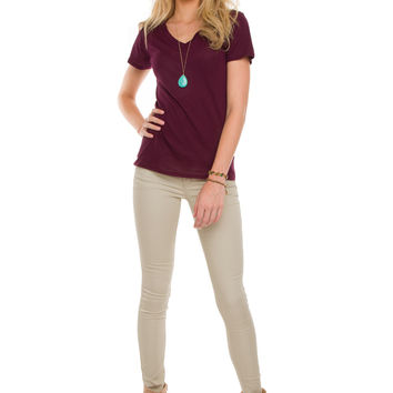 Claudia Skinny Lifter Jeans - Sand