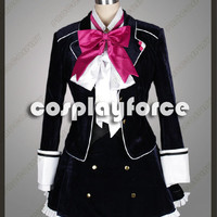 Diabolik Lovers Komori Yui Cosplay Costumes