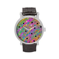 ABSRACT watch