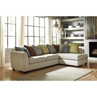 Casheral 2-Piece Sectional with Right Chaise | Nebraska Furniture Mart
