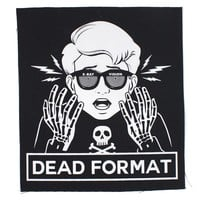 X-Ray Specs Large Fabric Back Patch